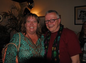 Rev. Bonnie and Chip Coffey