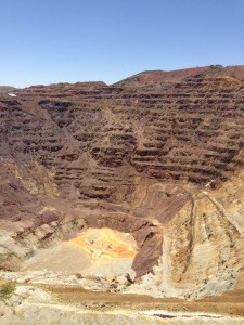Bisbee Mine, June 2013