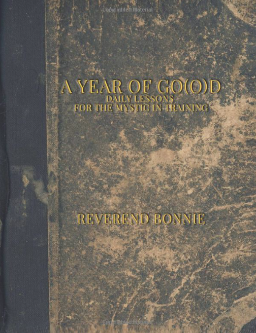 A Year of Go(o)d provides daily lessons designed to train the mind into alignment with Spiritual Thought and insight based upon the written works of mystic Emma Curtis Hopkins. Each lesson is grounded in a quote from Hopkins. The body of work is insight, revelation, reflection, and experience from Rev. Bonnie's decades of spiritual exploration and teaching. The reader is provided with an action item to engage with daily. Powerful, life-changing, and awakening.