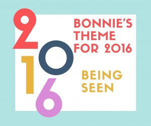 Bonnie's Theme for 2016